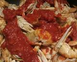 Langostines in a spicy tomato sauce recipe step 4 photo