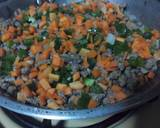 Beef and Spinach Frittata LCHF : Keto recipe step 3 photo