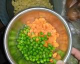 Macaroni schotel with veggies langkah memasak 2 foto