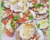 Steamed scallops with garlic (tim scallop bawang putih) langkah memasak 10 foto