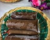 Es mambo coklat langkah memasak 4 foto