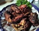 *ayam goreng bacem,sambel tomat geprek* langkah memasak 5 foto