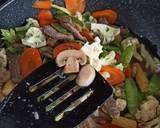 Capcay ala Chinese Resto langkah memasak 3 foto