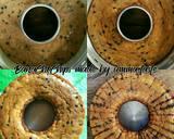 Banana Choco Chips Cake -mudah, tanpa mixer- langkah memasak 4 foto