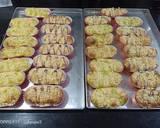 Struesel Bread (1kg) langkah memasak 11 foto