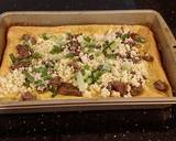 Steak and Cheese Rolled Baked Omlet recipe step 5 photo