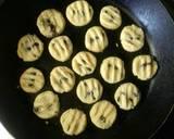 Eggless chocolate chip Cookies (versi teplon) langkah memasak 4 foto