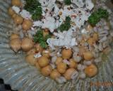 Chickpea and wheat Salad recipe step 6 photo