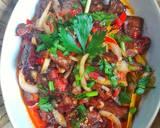 Daging Masak Merah ala Thai langkah memasak 6 foto