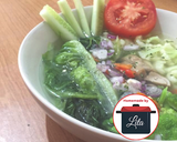 Capcay Veggie Kuah No MSG #homemadebylita langkah memasak 5 foto