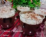 Puding Cappuccino Cincau langkah memasak 3 foto