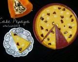 03. Cake Pepaya 1 telur langkah memasak 7 foto