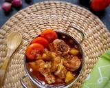 Semur Ayam Saus Tomat langkah memasak 7 foto