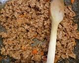 Arancini - mozzarella and ragù stuffed rice balls recipe step 1 photo
