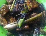 Bawal tempe kecap pedas manis (Dapoer Bunda Rini) langkah memasak 4 foto