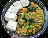 Vegan Savory Oatmeal langkah memasak 6 foto