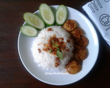 367. Rendang Jengkol khas Minang langkah memasak 5 foto