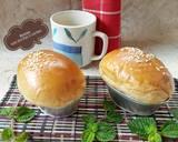 401. Roti Bluder (Resep Dasar) Isi Selai Nanas langkah memasak 13 foto
