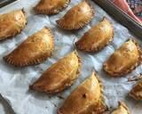 Empanadas langkah memasak 22 foto