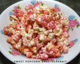Sweet Popcorn langkah memasak 4 foto