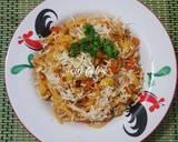 Spaghetti jamur ala fe' #HomemadeDBest langkah memasak 3 foto