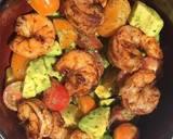 Shrimp and Avocado salad recipe step 3 photo