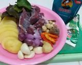 Semur daging kentang #PR_Anekasemur langkah memasak 1 foto