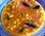 Sambar dal for Rice recipe step 2 photo