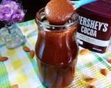 Chocolate Almond Butter #Ketopad langkah memasak 8 foto