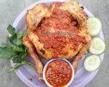 19* Ayam bakar bumbu rujak langkah memasak 5 foto
