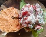 Mayo Salad Burger