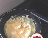 Ayam suwir bombay salted egg#homemadebylita langkah memasak 3 foto