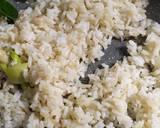 Nasi Bakar Tempe Jamur langkah memasak 3 foto