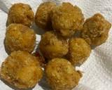 Bitter ballen macaroni langkah memasak 7 foto