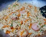 Nasi Goreng Cabe Hijau langkah memasak 4 foto