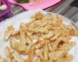Bubur nasi (manfaatin nasi sisa) langkah memasak 2 foto