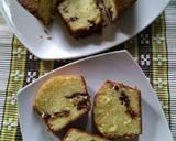 Butter Cake Kurma langkah memasak 9 foto