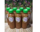 Diet Juice Carrot Pear Apple Kiwi Avocado Dates langkah memasak 2 foto