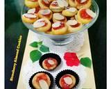 Strawberry Almond Cookies langkah memasak 7 foto