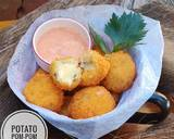 Potato Pom Pom langkah memasak 6 foto
