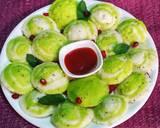 Spinach suji idli recipe step 6 photo