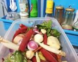 Ayam Betutu (daun singkong & sambal matah) langkah memasak 1 foto
