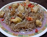 Bihun Goreng Singapore langkah memasak 5 foto