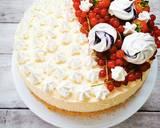 Vaníliás, habcsók torta glutén és tejmentesen recept lépés 5 foto