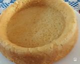 Foto do passo 8 da receita de Bolo de baunilha