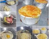 Macharoni schotel mozarella langkah memasak 8 foto