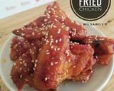 Korean Fried Chicken *ala bonchon langkah memasak 7 foto