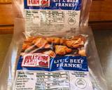 Bbq Mini Beef Franks