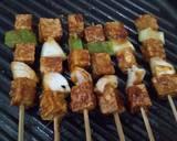 Sate Tempe #rabubaru langkah memasak 7 foto