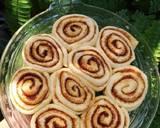 Cinnamon Rolls /Dinner Roll langkah memasak 9 foto
